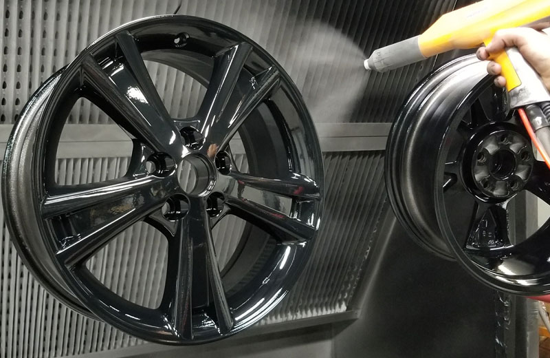 How to Find a Good Wheel Rim Repair Service